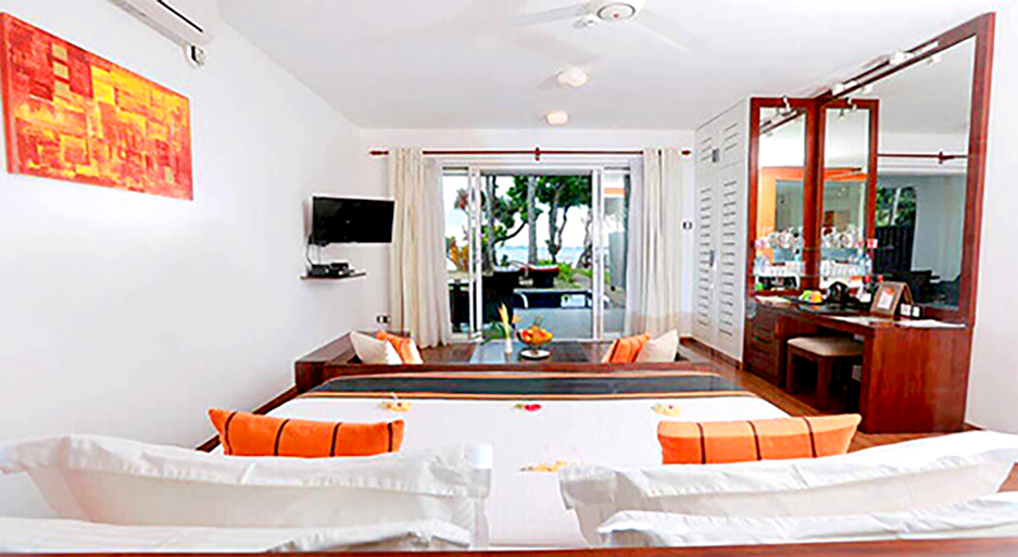 Superior Unawatuna accommodations at CoCoBay Aqua Romance Deluxe rooms