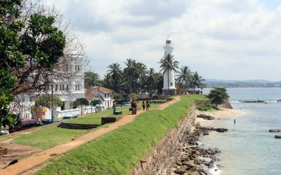 Sri Lanka's Ancient Fort